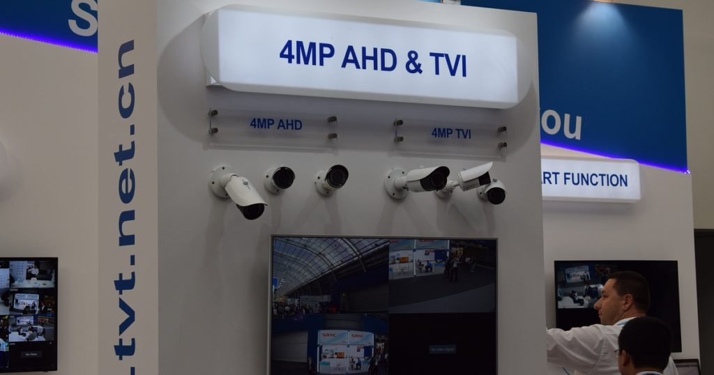 CCTV MAG - 4MP AHD & TVI