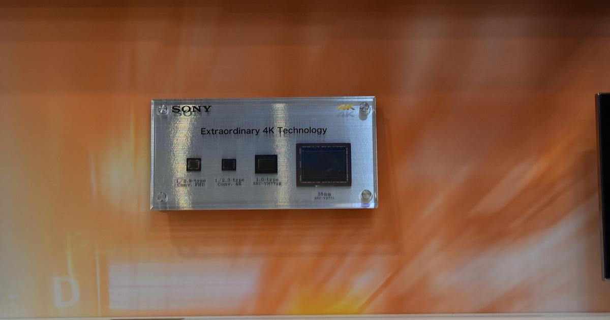 CCTV MAG - SONY 4K CMOS-es