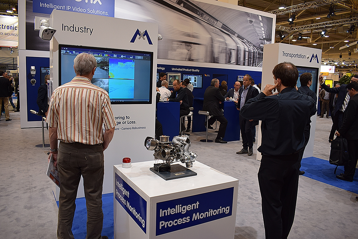 CCTV MAG - MOBOTIX's intelligent process monitoring