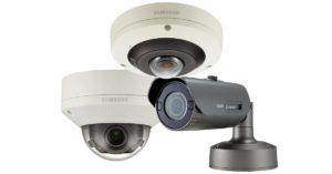 CCTV MAG - New Wisenet P 4K IP CCTV cameras