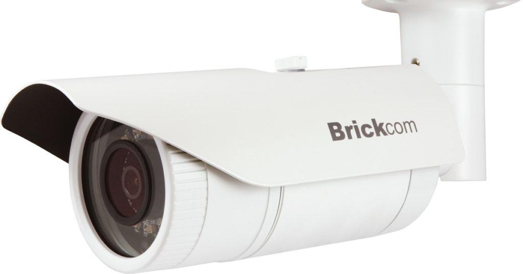 CCTV MAG - Brickcom IP CCTV camera