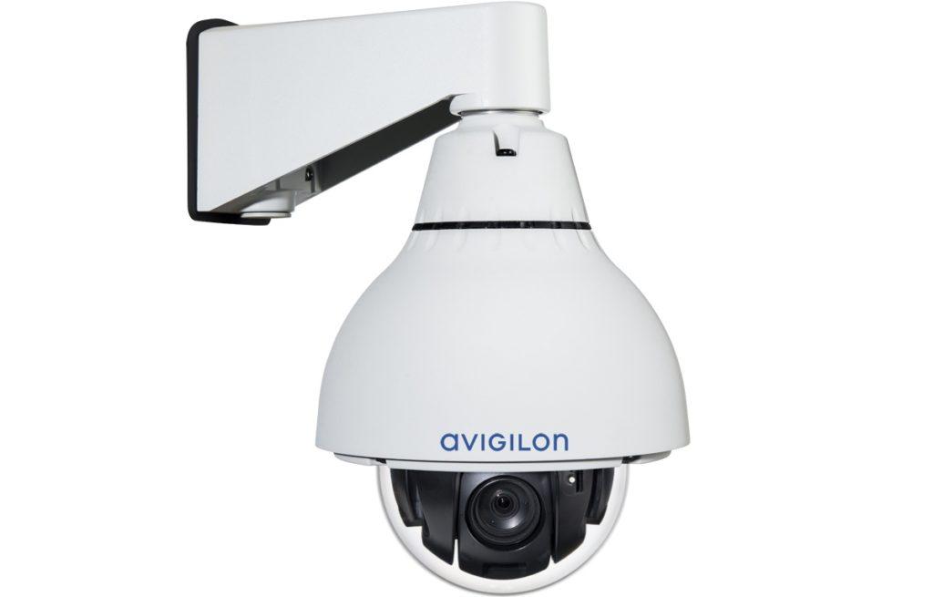 CCTV MAG - Avigilon H4 IP CCTV PTZ camera line