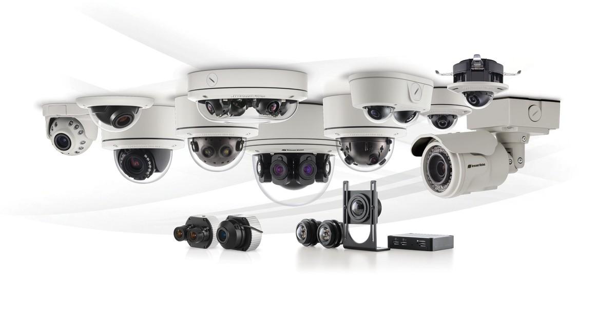 CCTV MAG - ArecontVision snapstream