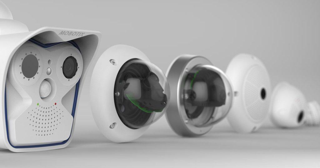 CCTV MAG - Mobotix MX6 IP CCTV camera line