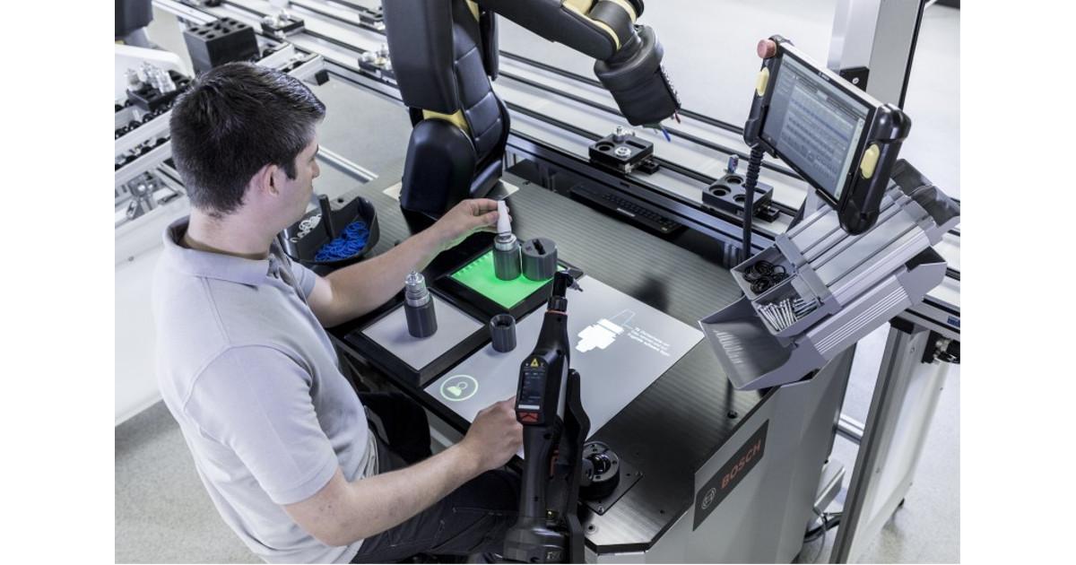 CCTV MAG - Bosch Workpalce 4.0