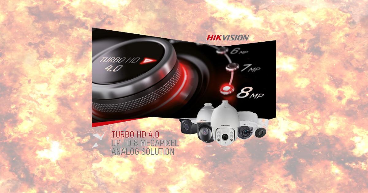 CCTV MAG - Hikvision Turbo HD 4.0