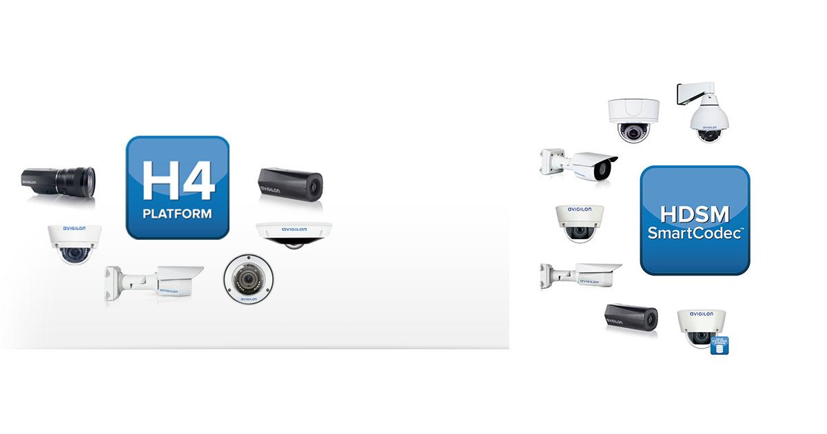 Avigilon Introduces Hdsm Smartcodec Technology