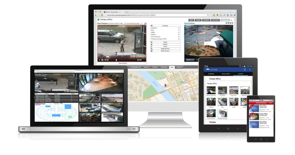 CCTV MAG - Hanwha Techwin Immix cooperation