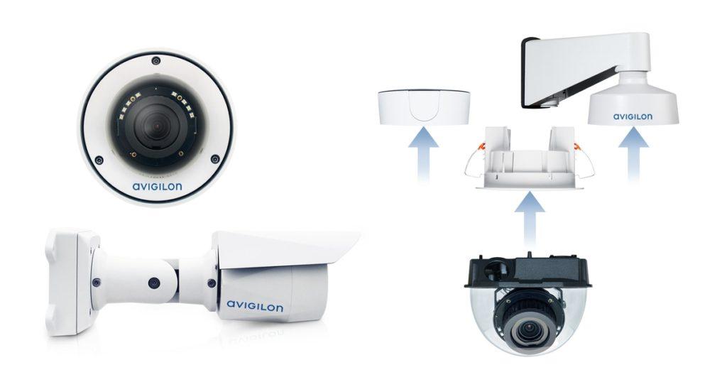 CCTV MAG - New Avigilon H4 SL IP CCTV camera series