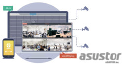 CCTV MAG - new ASUSTOR surveillance center