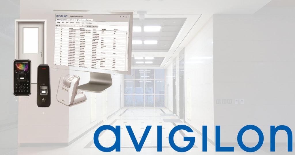 CCTV MAG - Avigilon VMS biometry integration