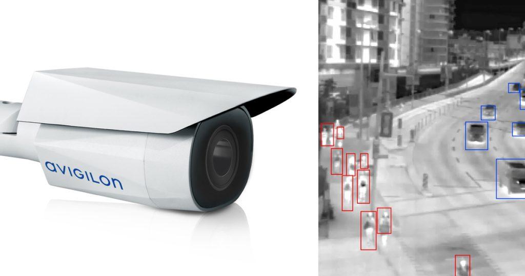 CCTV MAG - Avigilon H4 platform