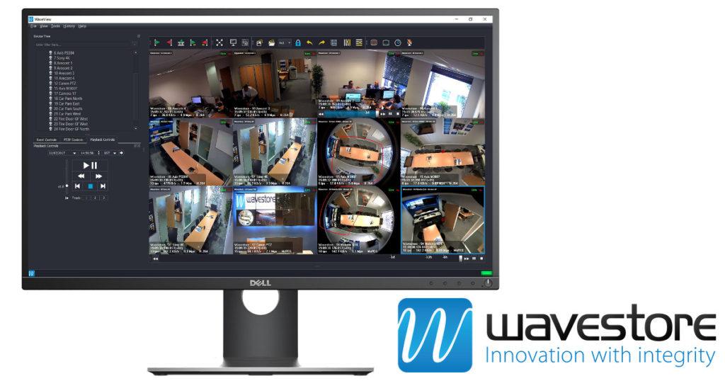 CCTV MAG - Wavestor VMS 6.8