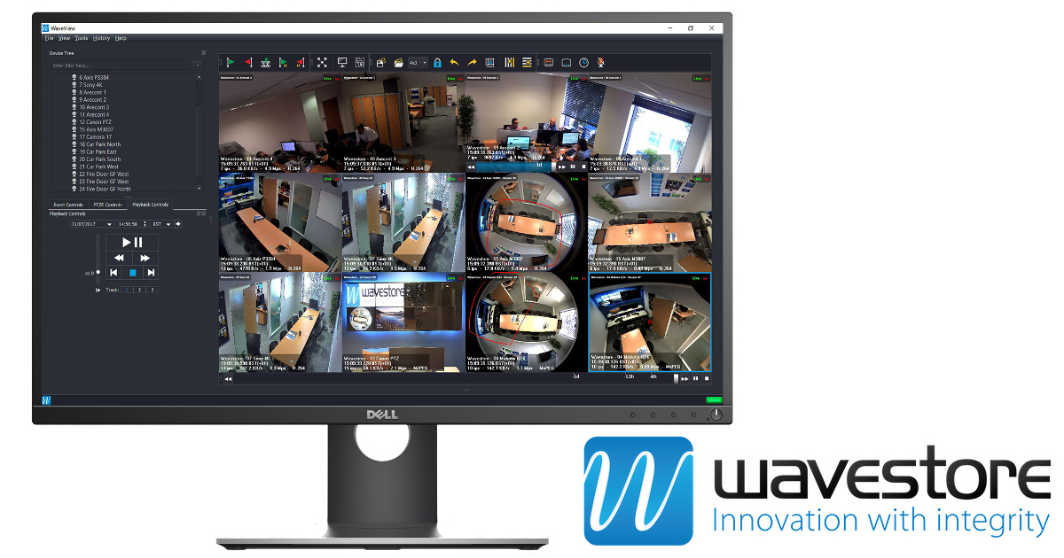 Wavestore VMS 6 8 is online to boost performance and