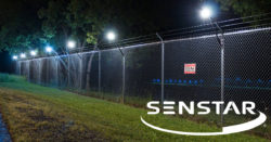 CCTV MAG - Senstar perimeter protection and illumination