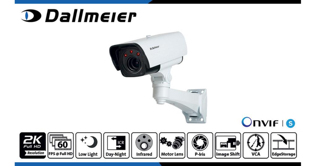 CCTV MAG - Dallmeier new IP CCTV camera