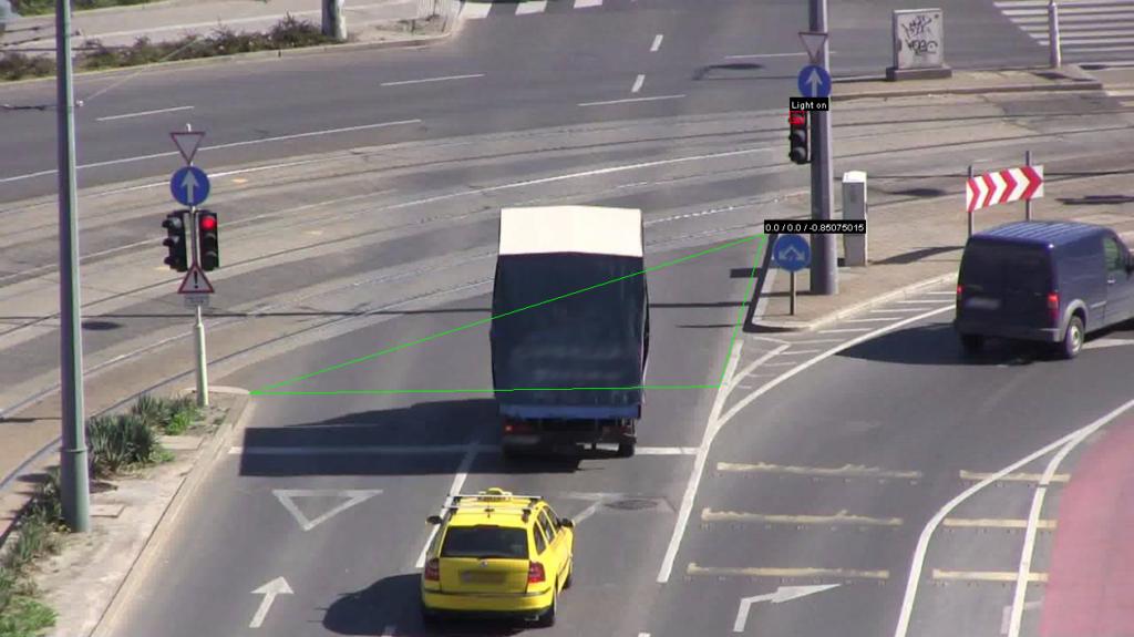 CCTV MAG - NETAVIS VMS - red light violation