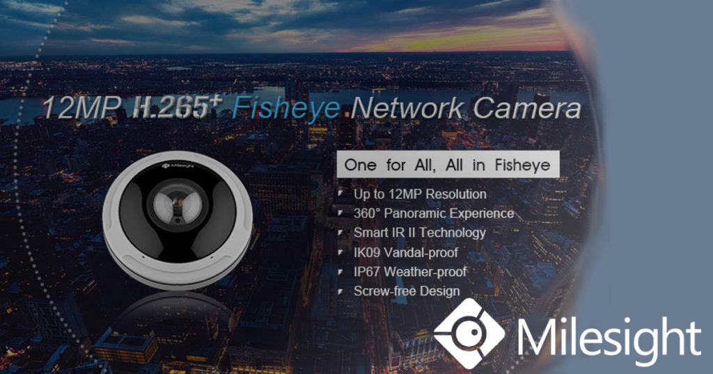 CCTV MAG - new IP CCTV solutions from Milesight