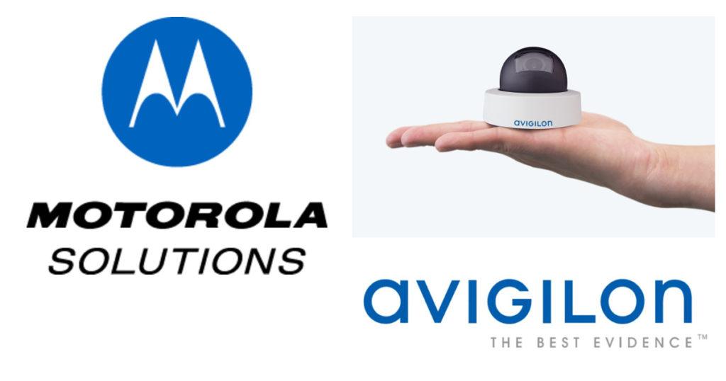 CCTV MAG - Motorola-Avigilon buy up