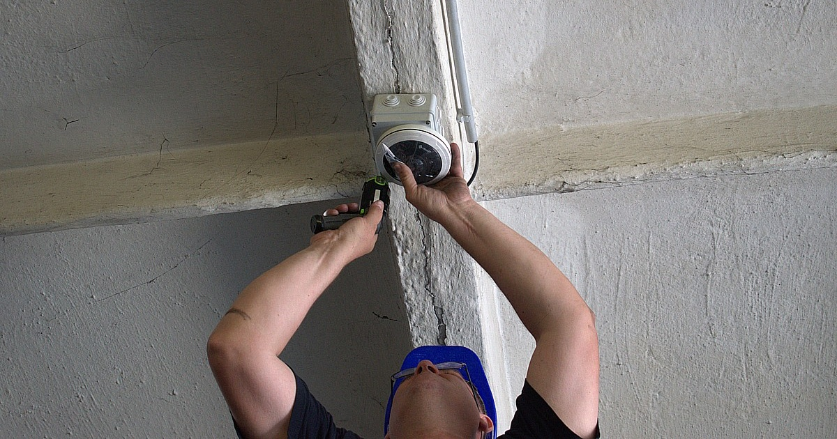 CCTV MAG - Kecskemeti Konzerv CCTV project ( Cathexis - Milesight )