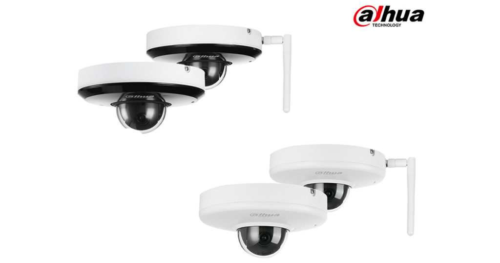 CCTV MAG - new DAHUA mini IP CCTV domes