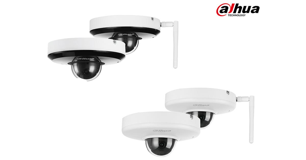 CCTV MAG - new DAHUA mini IP CCTV domes
