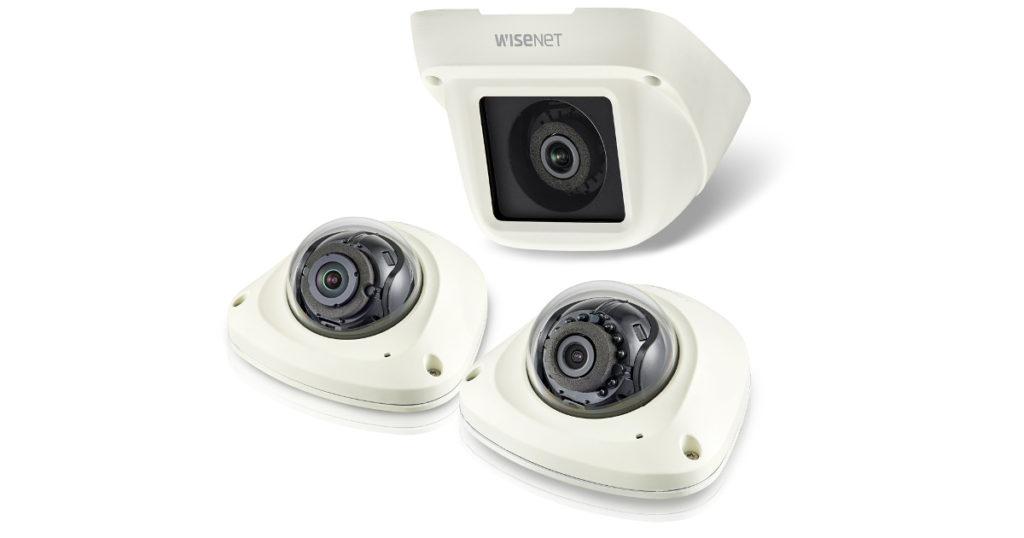 CCTV MAG - Hanwha new CCTV dome cameras