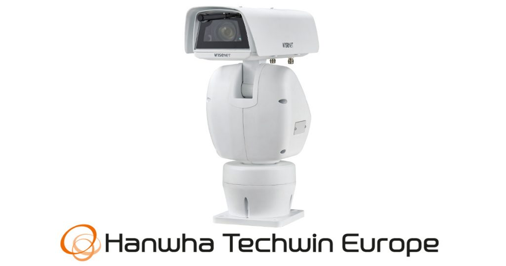 CCTV MAG - Hanwha Techwin positioning CCTV camera