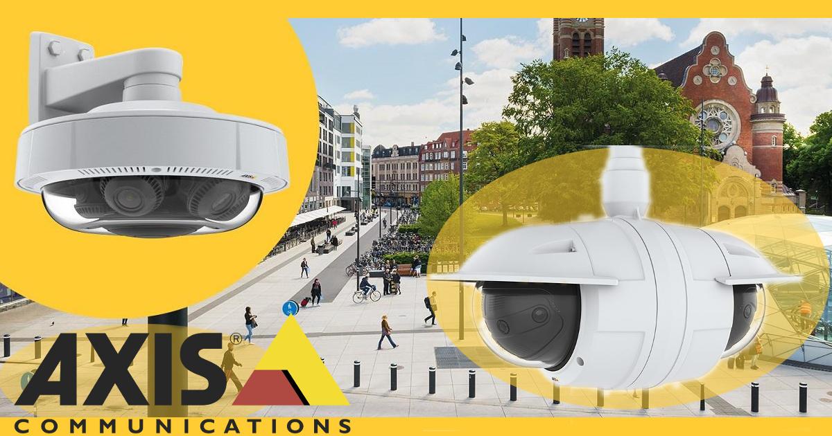 CCTV MAG - Axis IP CCTV novelties
