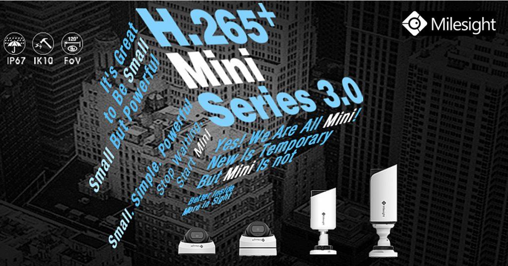 CCTV MAG - Milesight IP CCTV novelties
