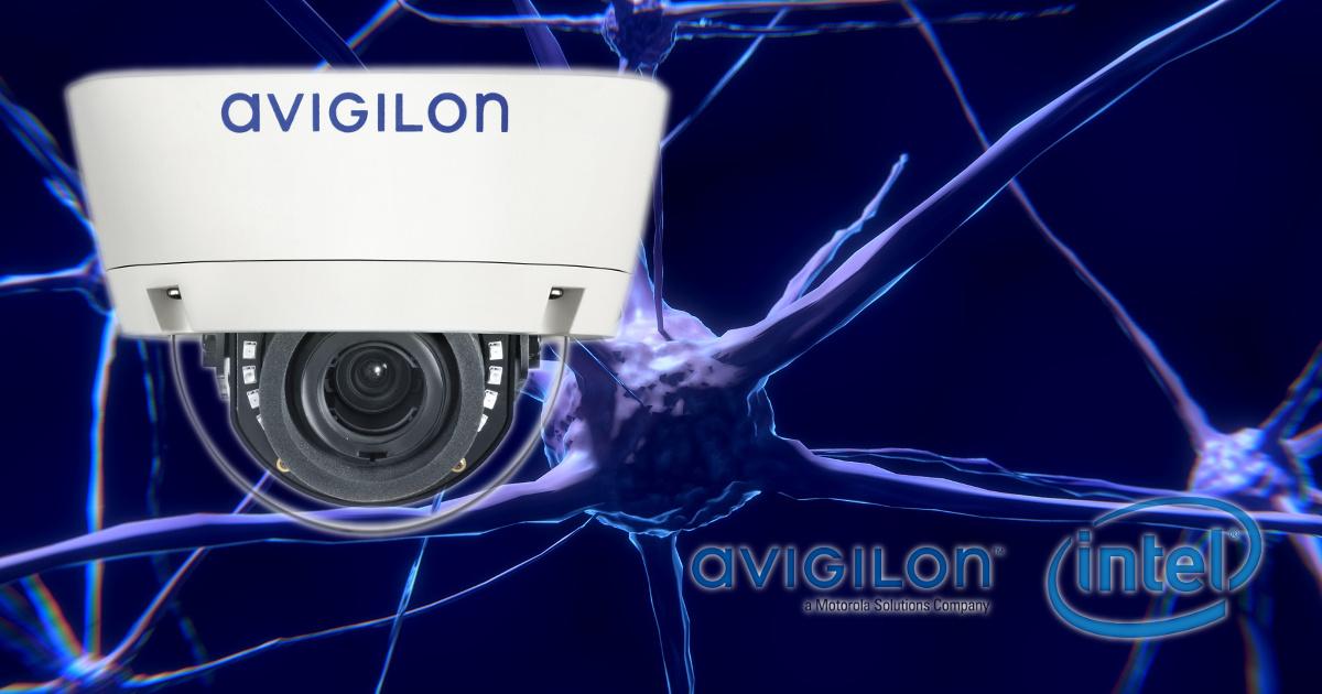 CCTV MAG - New AI-powered IP CCTV camera from Avigilon