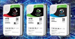 CCTV MAG - SEAGATE new 14 TB HDD portfolio