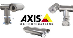 CCTV MAG - new Axis explosion-protected IP CCTV cameras