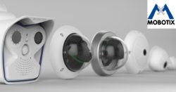 CCTV MAG - new Mx6 cameras at Mobotix