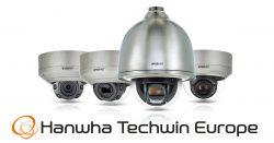CCTV MAG - new Hanwha Wisenet stainless steel IP CCTV cameras