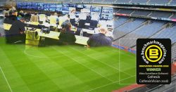CCTV MAG - Cathexis Technologies assisted in Pope's visit in Ireland